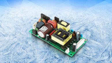 Das AC/DC-Netzteil EPL150 verfügt über Medizin- (BF) und ITE-Zulassungen.