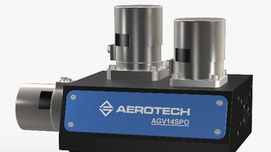 Galvo-Scanner AGV-SPO für Lasermikrobearbeitung und additive Fertigung