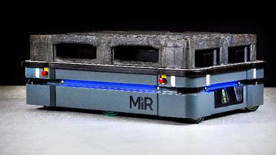 Mobile Robotik von MIR