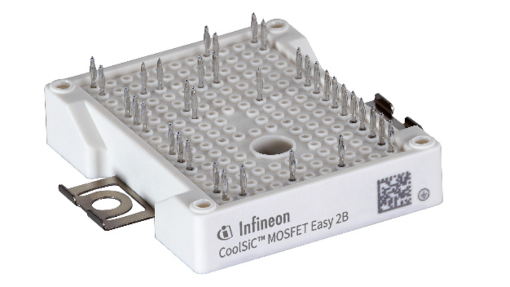 Infineon Technologies, SiC, Silicon Carbide, CoolSiC, Easy 2B