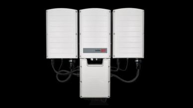 Dreiphasen-Wechselrichter für Gewerbeanlagen von SolarEdge.