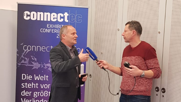 Dirk Waasen, Publishing Director of Weka Media Publishing.»We want to make the latest telecommunications products and technologies tangible to a broad audience of trade visitors and interested end users at Germany's first telecommunications trade fair and congress«.