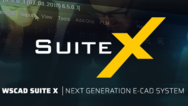 WSCAD SUITE X Logo