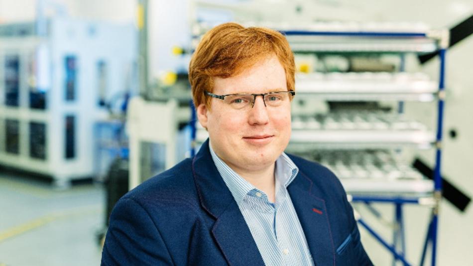 Taavi Madiberk, CEO von Skeleton Technologies, sieht die Übernahme des Konkurrenten Maxwell durch Tesla nicht nur positiv.