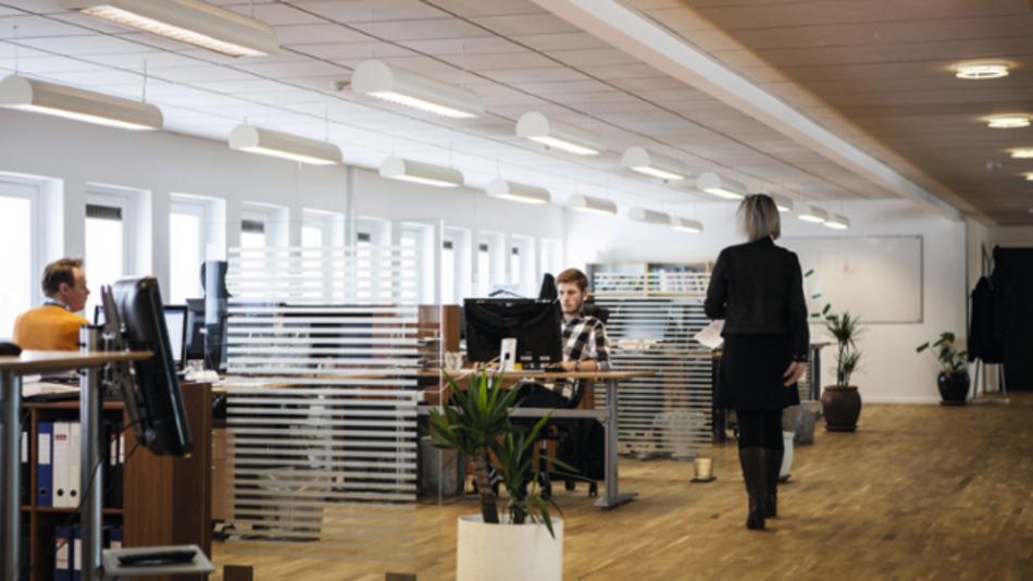 Ein Gebäude ist wartungsintensiv und verlangt dem Personal einiges ab.