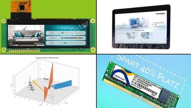 Embedded Computing Neue Produkte auf der embedded world 2019