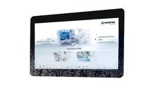Panel-PCs Mit IP69K-Schutz ausgestattet