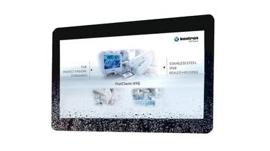 Panel-PC FlatClient HYG von Kontron