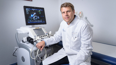 Prof. Dr. Dr. med. Gerhard-Paul Diller: »KI bietet das nötige Potenzial für die überlebensnotwendige Identifikation von Gesundheitsrisiken bei angeborenen Herzfehlern.«