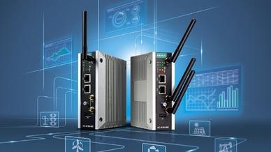 IIoT-Edge-Gateway  von Moxa