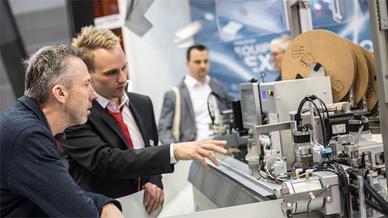 Automatisierungslösungen und Innovationen im industriellen Schaltanlagenbau stehen im Fokus der »eltefa 2019«.