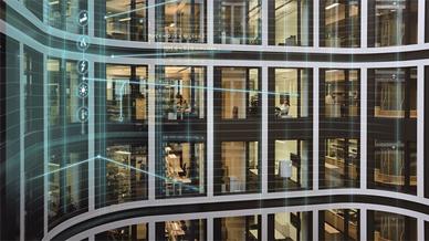 Zahlreiche Gebäudemanagement-Lösungen derSiemens-Division »Building Technologies« sind Mitte März auf der Fachmesse ISH zu sehen.