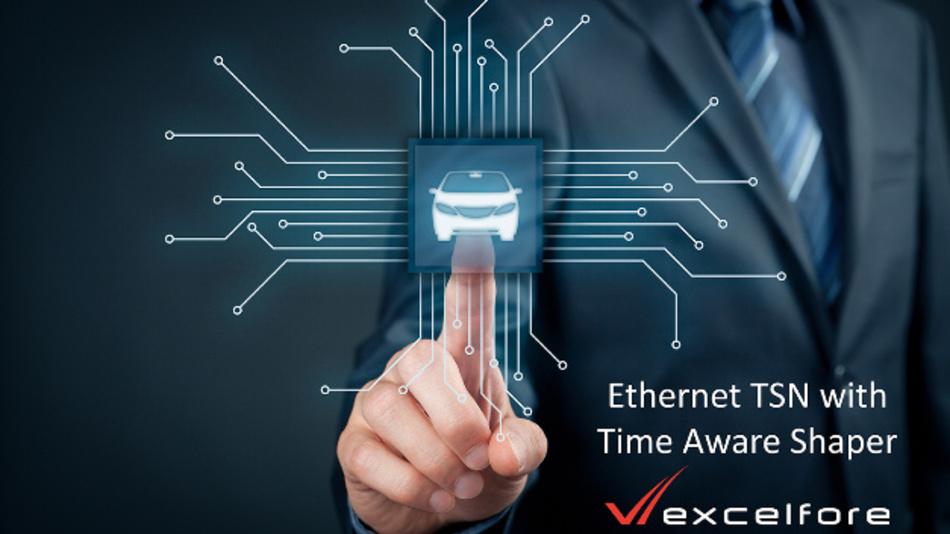Excelfore wird seine Netzwerk-Lösungen im Fahrzeug, einschließlich des Time Aware Shaper, auf dem Automotive Ethernet Congress in München vom 13. bis 14. Februar präsentieren.