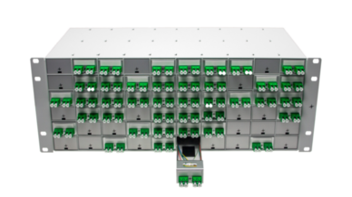 Produktbild: Fiber Termination Box von Telegärtner