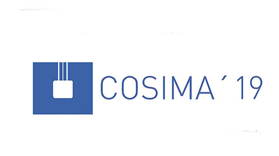 COSIMA 2019 - Anmeldung