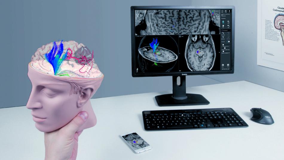 Mixed Reality verbindet reale und virtuelle Informationen und erleichtert so beispielsweise Chirurgen die Planung und Durchführung von Operationen.