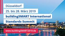 buildingSMART-Summit Alles über Digitalisierungsstandards
