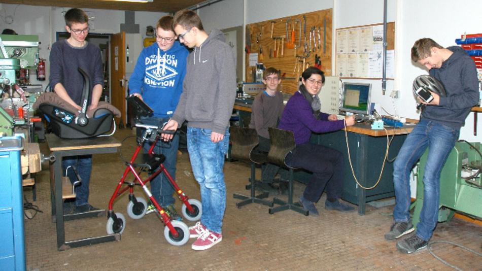 Bundesweit einzigartig können Schüler im niederbayerischen Fürstenzell seit mehr als 35 Jahren das Schulfach »Erfinden« belegen.