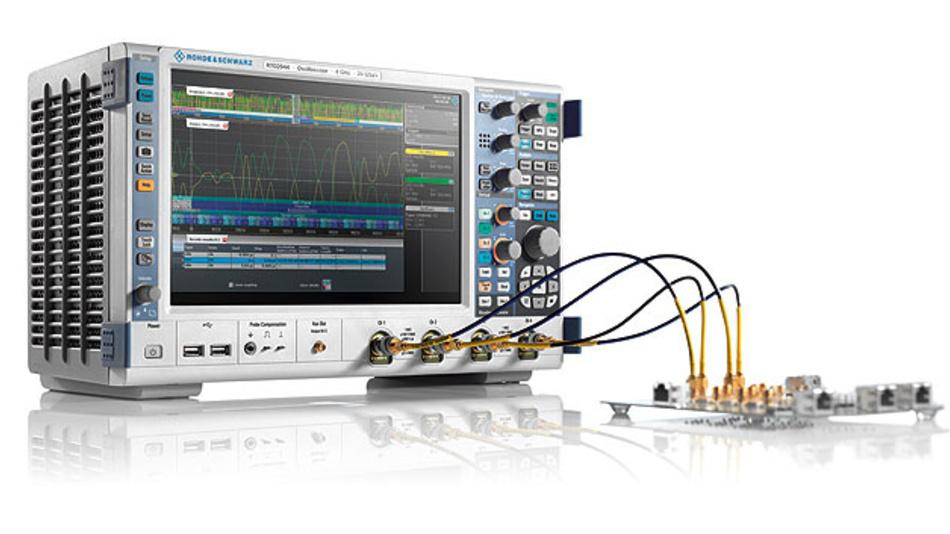 Steuergeräte mit Automotive-Ethernet-Protokollinhalten hilft im Fehlerfall mit der Ursachenanalyse.