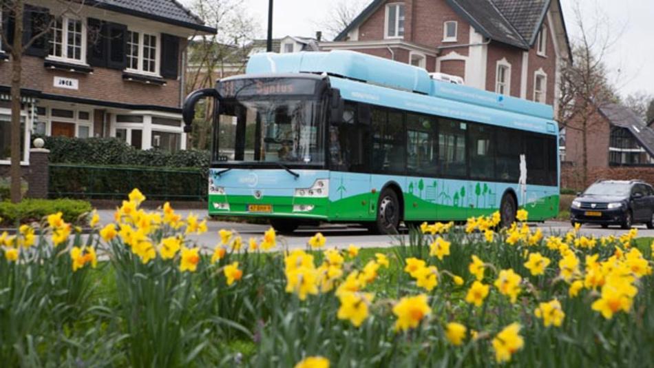 ELO, HyMove, das Fraunhofer IVI, WS Consulting und BTS Bus Trailer Service arbeiten am modularem Buskonzept mit Brennstoffzelle.