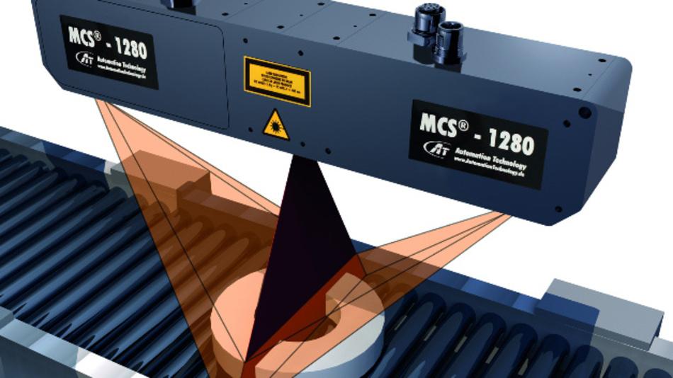 3D-Sensormodule für Oberflächenprüfungen können bereits als Einzelstück individuell zusammengestellt werden.
