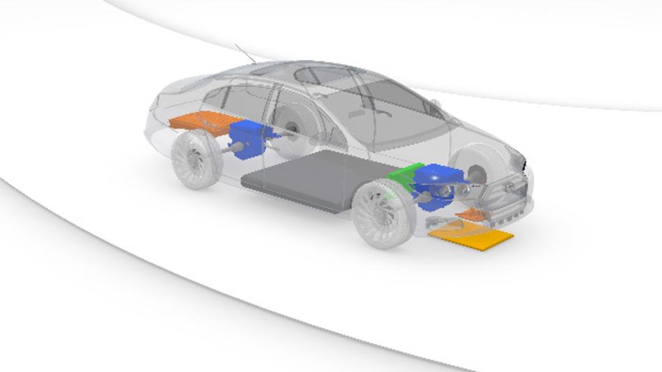 Brusa entwickelt alle elektronischen und mechanischen Komponenten des elektrischen Antriebsstrangs. In Zukunft will das Unternehmen den Fokus auf induktives Laden und Brennstoffzellenanwendungen legen.