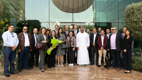 Medisana Standorteröffnung Dubai 2019