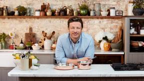 Tefal Jamie Oliver Kupfer-Kochset