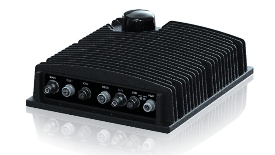Das EvoTrac G103 von Kontron wird ab sofort mit der Software Lynx Secure ausgestattet.