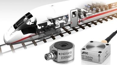 Sensor zur Überprüfung des Schienennetzes, ASC