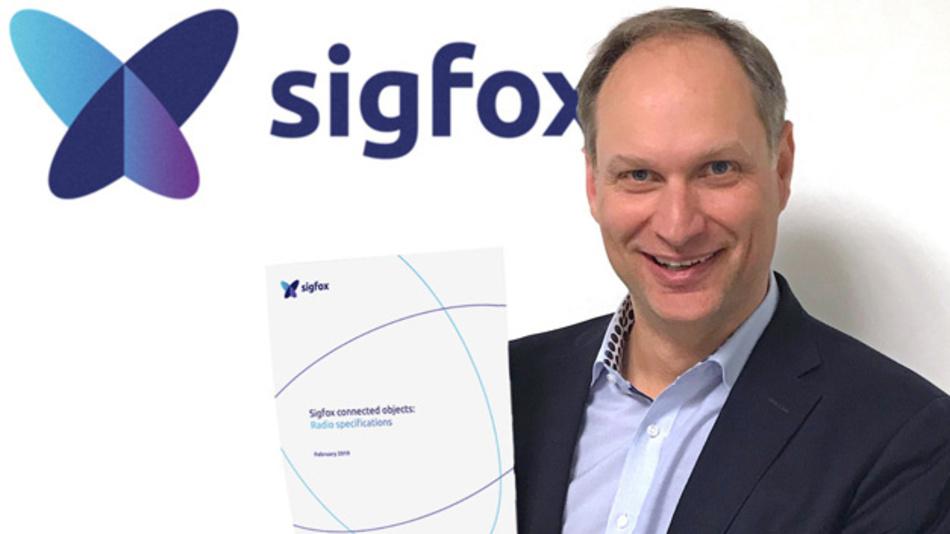 Aurelius Wosylus, Chief Sales Officer (CSO) von Sigfox Germany: »Die Öffnung der Spezifikation war schon immer Teil der Ambitionen von Sigfox und wir freuen uns über Tausende neue Anwendungsfälle, die dadurch entstehen werden. Unsere Partner auf der ganzen Welt freuen sich schon darauf, Teil dieser neuen Entwicklung zu sein«.