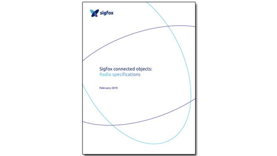 Spezifikation für Sigfox-Endgeräte