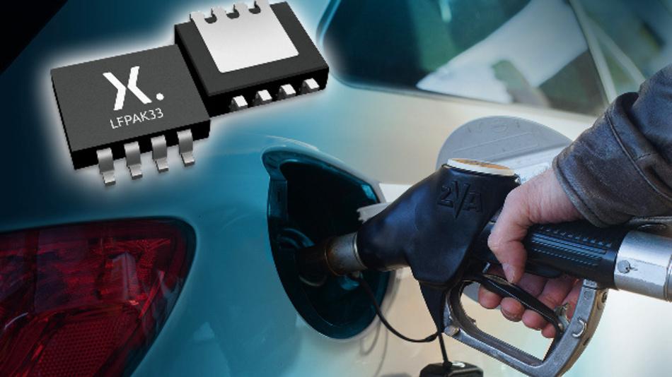 Die neuen 40 V-MOSFETs von Nexperia sind für thermisch anspruchsvolle Bereiche ausgelegt, wie beispielsweise für Kraftstoffpumpen.