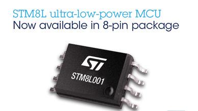 Mikrocontroller STM8L001
