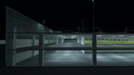 Parkplatzbeleuchtung