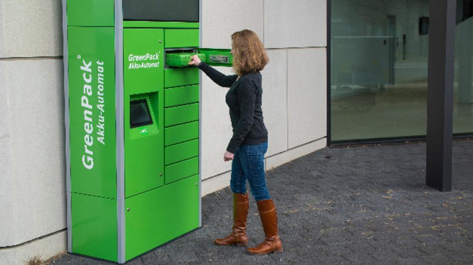 An acht so genannten Sharing Points in Berlin kann aktuell bereits der Battery-as-a-Service-Ansatz von GreenPack genutzt werden.