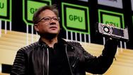 Nvidia Jensen Huang CEO