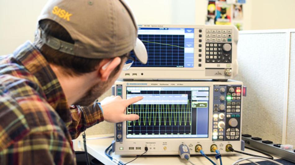 Rohde & Schwarz arbeitet mit der UNH-IOL an einer Automotive Ethernet Prüfstandsplattform.