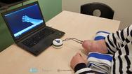 Die neue Handprothese ermöglicht auch anspruchsvolle Bewegungen.