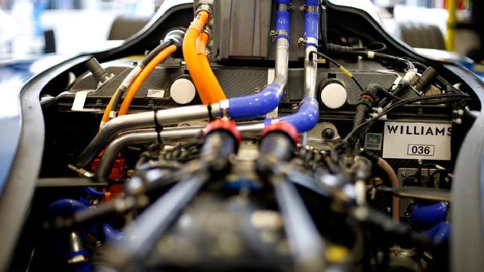Die von Williams Advanced Engineering entwickelten Batterien für die Rennwagen der ersten und zweiten Saison werden jetzt von Umicore recycelt.
