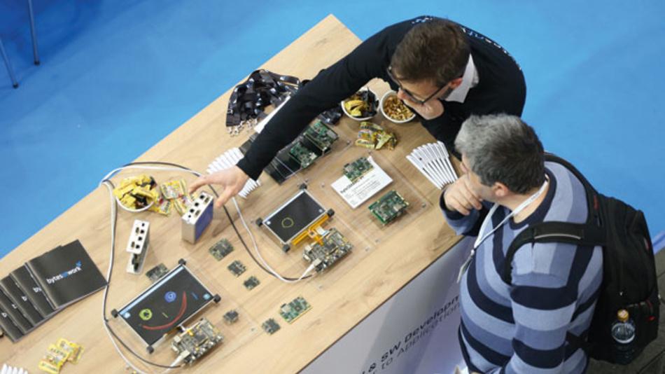 KI in den Embedded-Systemen.