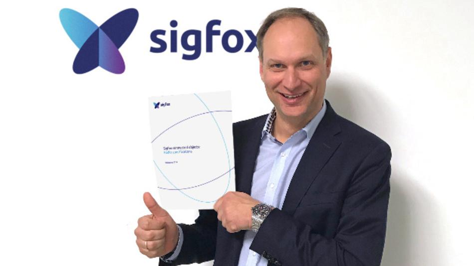 Aurelius Wosylus, Sigfox: »Die ASIC-Hersteller können nun kreativ werden, damit können wir neue Märkte adressieren, die bisher mit den diskret aufgebauten Funkelementen aus Kostengründen nicht in Frage kamen.«