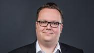 Porträtfoto: Stefan Peeck, Produktmanager, Solarwatt