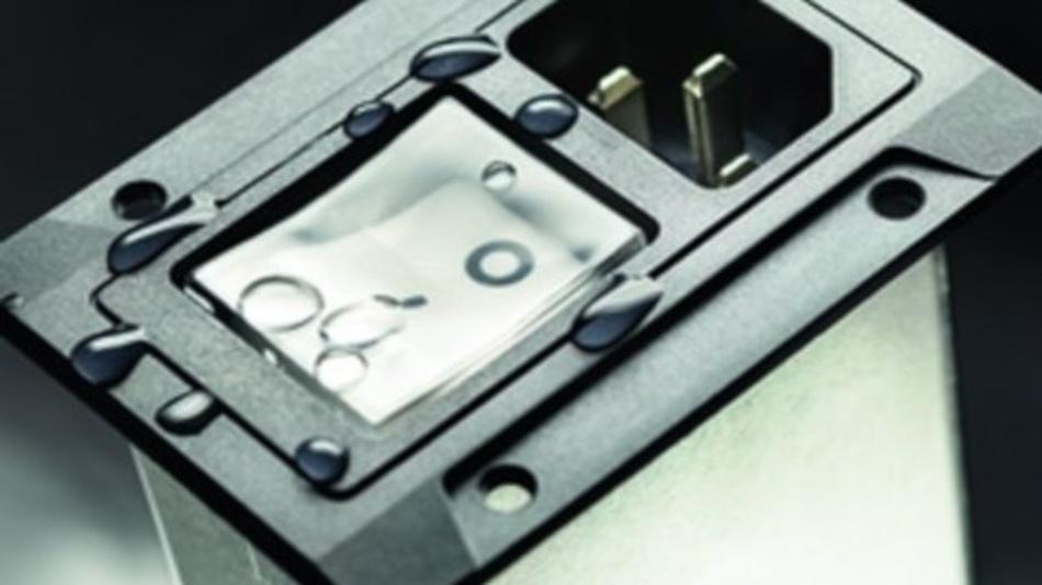 Den DG12 ist für viele Montagevarianten mit Schnapp- oder Schraubbefestigung geeignet.