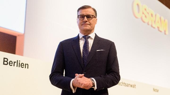 Olaf Berlien, Osram
