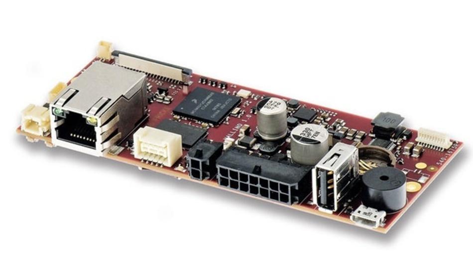 Single-Board-Computer Nallino mit i.MX6ULL