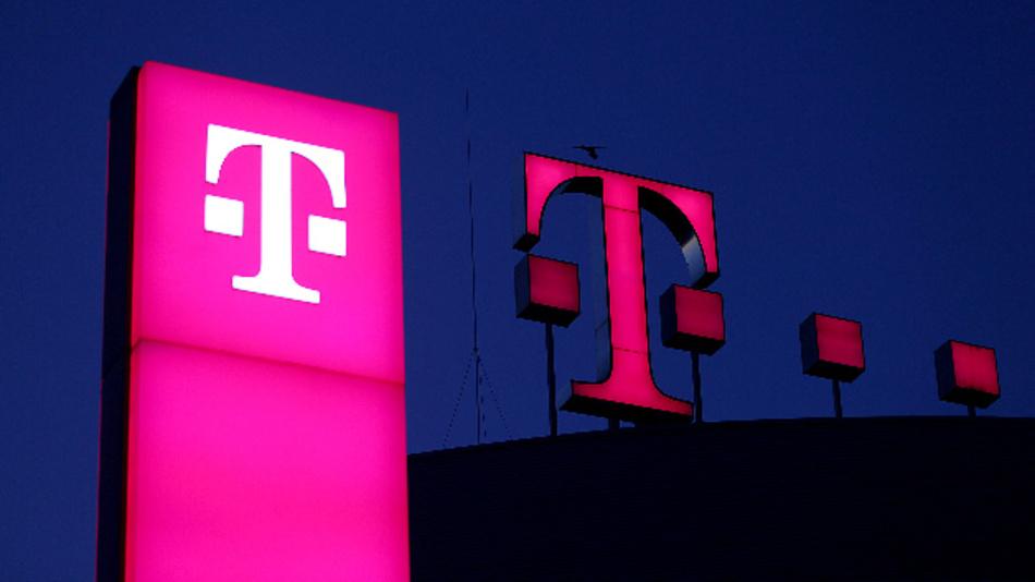 Das Logo der Deutschen Telekom.