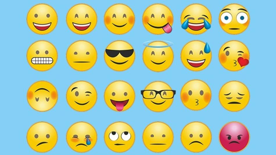 Die SMS Smileys Werden 20 Happy Birthday Emojis