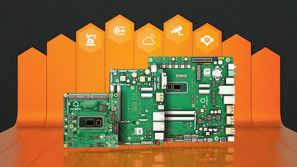 Neues Board mit dem Modul COM Express Type 6 auf dem Embedded-Markt.
