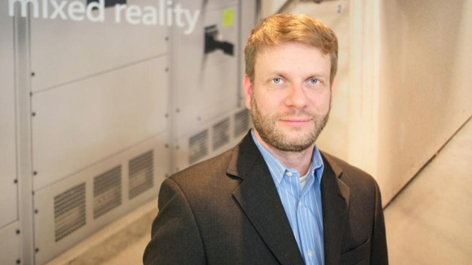 """Gunter Logemann, Principal Consultant loT Consulting: """"Viele Technologien, die aus dem Consumer-Umfeld stammen, wie Secure Boot oder Bitlocker, werden auch in der Industrie angewendet."""""""